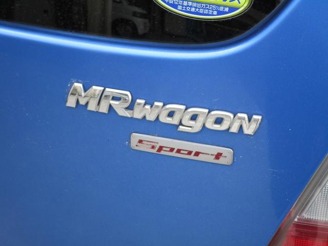スズキ MRワゴン スポーツ 3ヶ月保証