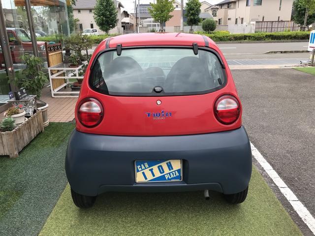 「スズキ」「ツイン」「軽自動車」「兵庫県」の中古車5