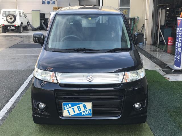 「スズキ」「ワゴンRスティングレー」「コンパクトカー」「兵庫県」の中古車2