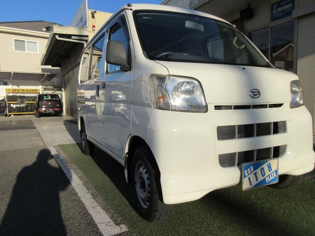 「ダイハツ」「ハイゼットカーゴ」「軽自動車」「兵庫県」の中古車2