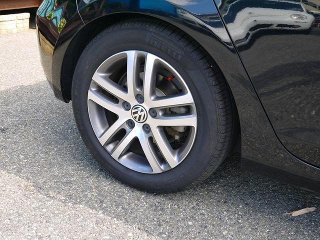 フォルクスワーゲン VW ゴルフ TSIコンフォートライン キーレス 純正アルミ