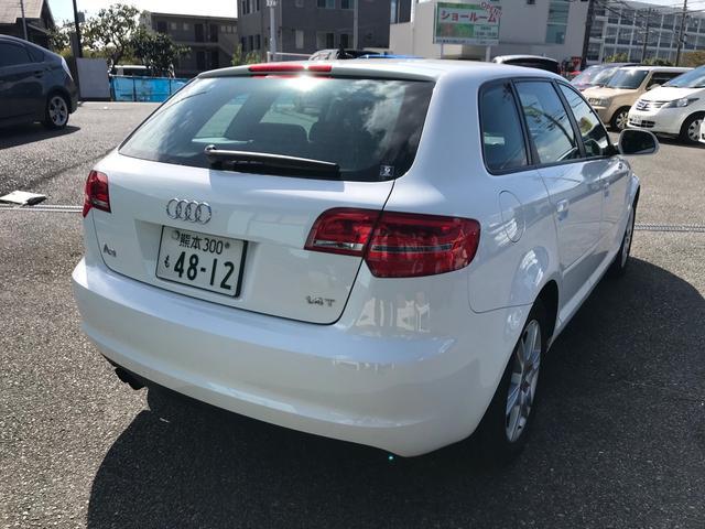 「アウディ」「A3」「コンパクトカー」「兵庫県」の中古車7