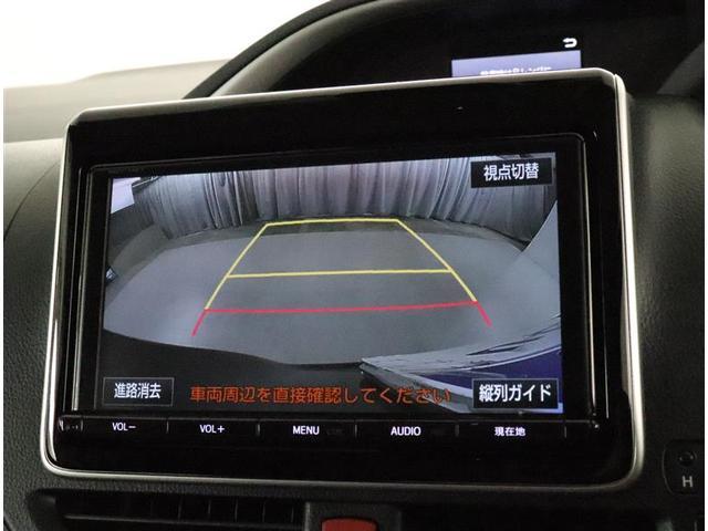 ハイブリッドZS 煌II フルセグ メモリーナビ DVD再生 バックカメラ 衝突被害軽減システム ETC 両側電動スライド LEDヘッドランプ 乗車定員7人 3列シート ワンオーナー フルエアロ(9枚目)