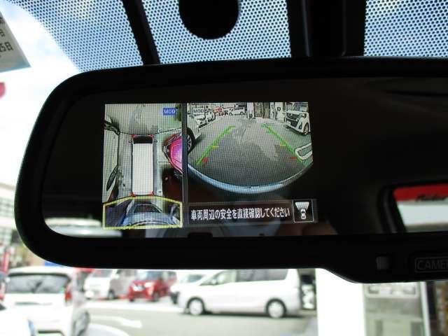 ロングライダープレミアムGX ロングボディ 衝突時被害軽減ブレ-キ LEDヘッドライト 純正メモリーナビ ドラレコ Bカメラ ETC アラウンドビューモニター スマートキー ワンオーナー 横滑り防止 オートエアコン リアエアコン(8枚目)