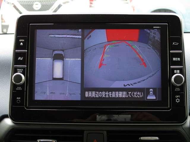ハイウェイスター Gターボプロパイロットエディション 衝突被害軽減ブレーキ 踏み間違い衝突防止アシスト 前方衝突予測警報 9インチ大画面ナビ Bluetoothオーディオ フルセグTV DVDビデオ再生 アラウンドビューモニター オートブレーキホールド(5枚目)
