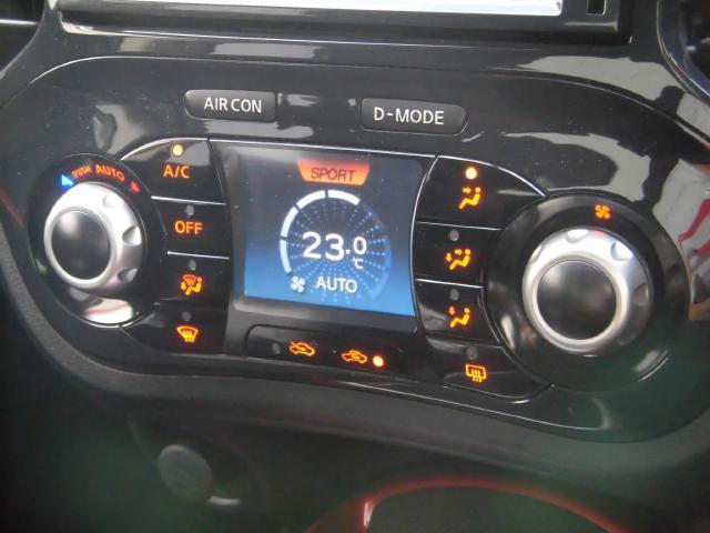 日産 ジューク 15RX タイプV メモリーナビ・バックモニター・ETC