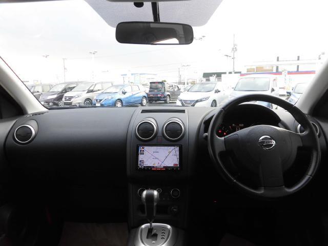 機能的な運転席廻りで、長距離の運転でも疲れにくいです。