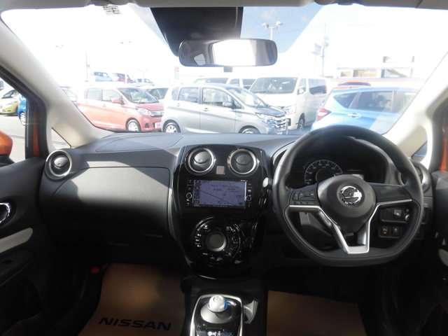 充電を気にせずどこまでも走れる、 電気自動車のまったく新しいカタチ。 NOTE e-POWER登場。