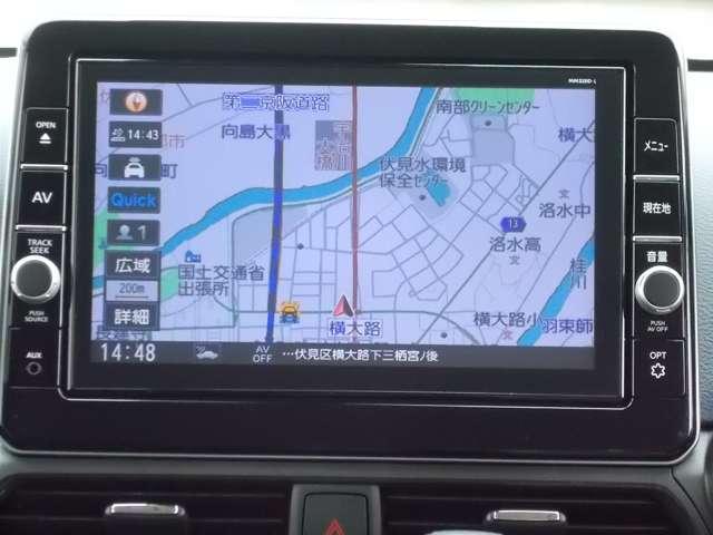 ハイウェイスター X バックビューモニター(4枚目)