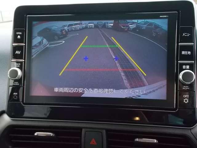 ハイウェイスター X バックビューモニター(5枚目)