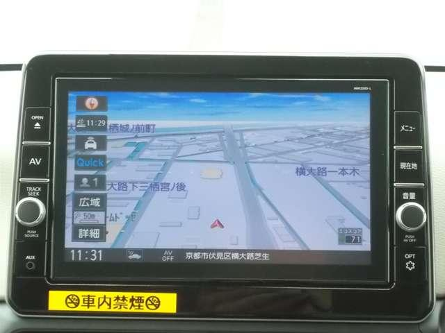 X 当社社有車 バックビューモニター(5枚目)