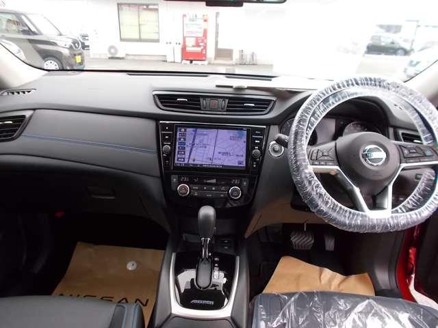 オーテック ハイブリッド iパッケージ AUTECH ハイブリッド 4WD 当社社有車 アラウンドビューモニター(2枚目)