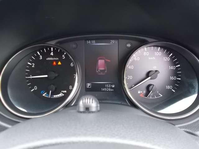 オーテック ハイブリッド iパッケージ AUTECH ハイブリッド 4WD 当社社有車 アラウンドビューモニター(6枚目)