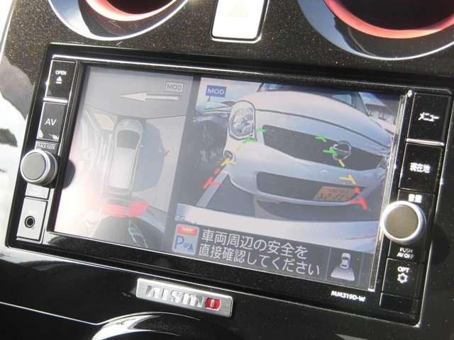 e-パワーニスモ NISMO ドライブレコーダー・アラウンドビューモニター(5枚目)