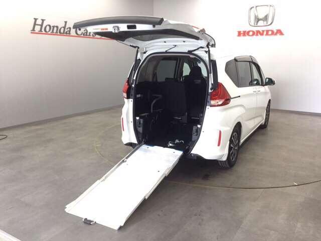 1.5 G 車いす仕様車 HondaSENSING ワンオー(11枚目)