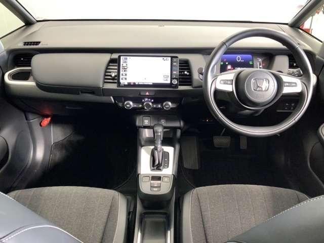 e:HEVホーム Honda CONNECT for Gathers ナビ装着用スペシャルパッケージ 純正Gathers9インチナビ(VXU-205FTI) ETC LEDヘッドライト 前後ドライブレコーダー 4WD(2枚目)