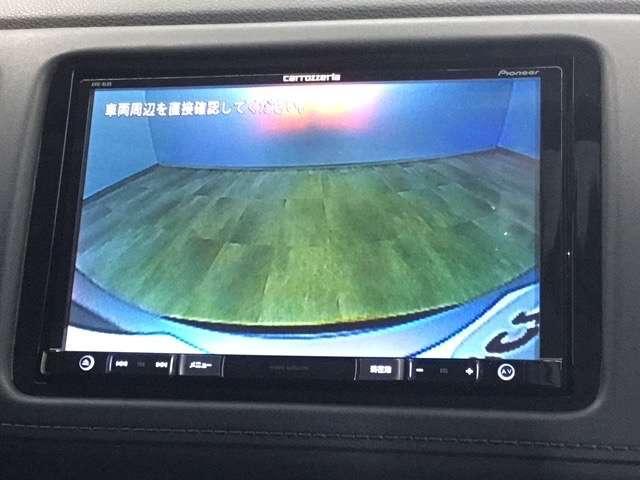 ハイブリッドX・ホンダセンシング カロッツェリア製ナビ Bluetooth接続 LEDヘッドライト オートライト リアカメラ ワンセグTV パドルシフト オートエアコン(4枚目)