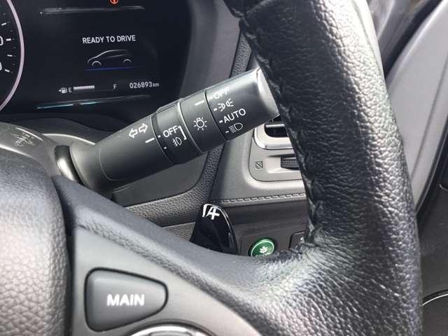 ハイブリッドX・ホンダセンシング カロッツェリア製ナビ Bluetooth接続 LEDヘッドライト オートライト リアカメラ ワンセグTV パドルシフト オートエアコン(5枚目)