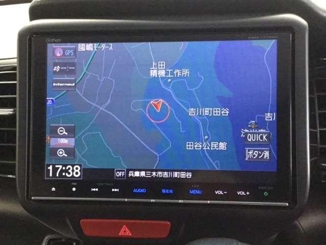 G・ターボLパッケージ 純正8インチナビ Bluetooth接続対応 リア席シートスライド クルーズコントロール CD楽曲録音 ETC パドルシフト HID LEDフォグライト オートライト(5枚目)