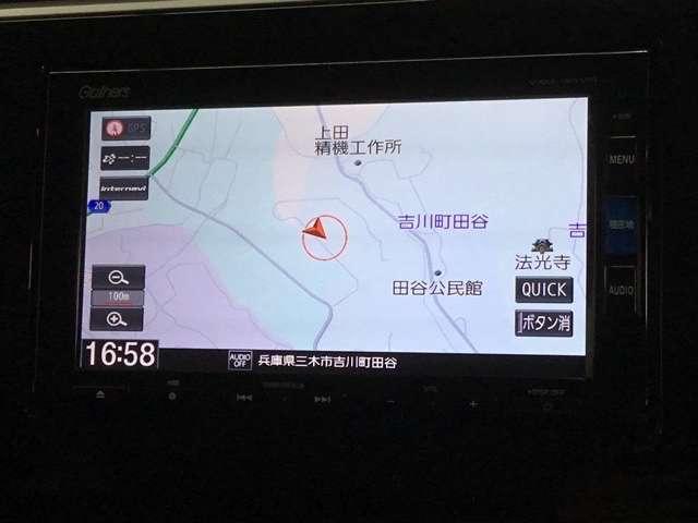 スパーダ ホンダセンシング 1オーナー純正7inchナビRカメ両側PSD(3枚目)
