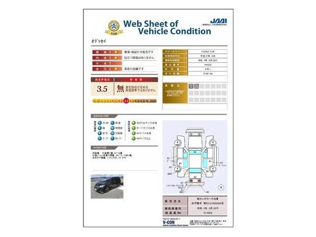 アブソルート・EXアドバンス 工場装着ナビ マルチモニターR席モニター(20枚目)