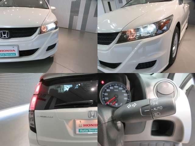 ホンダ ストリーム ZS特別仕様車 スポーティエディション ワンオーナー車 ギャ
