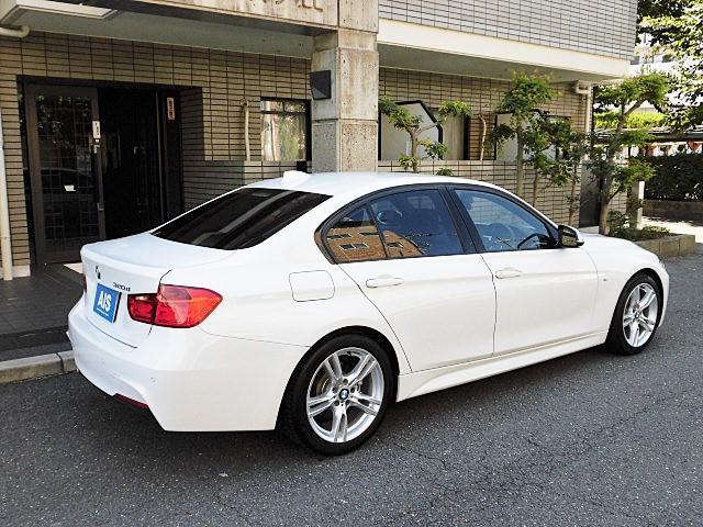 BMW BMW 320d Mスポーツ ナビTV インテリジェントセーフティー