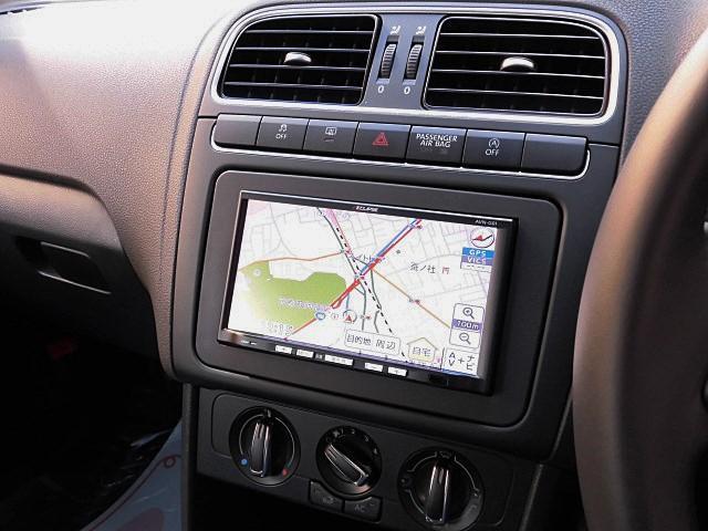 フォルクスワーゲン VW ポロ TSIコンフォートライン ナビ フルセグTV Bカメラ