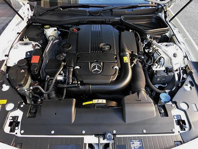 メルセデス・ベンツ M・ベンツ SLK200 BE AMGスポーツパッケージ ナビTV 黒革