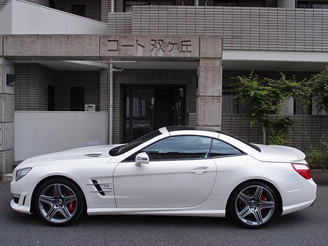 「その他」「SL」「オープンカー」「京都府」の中古車5