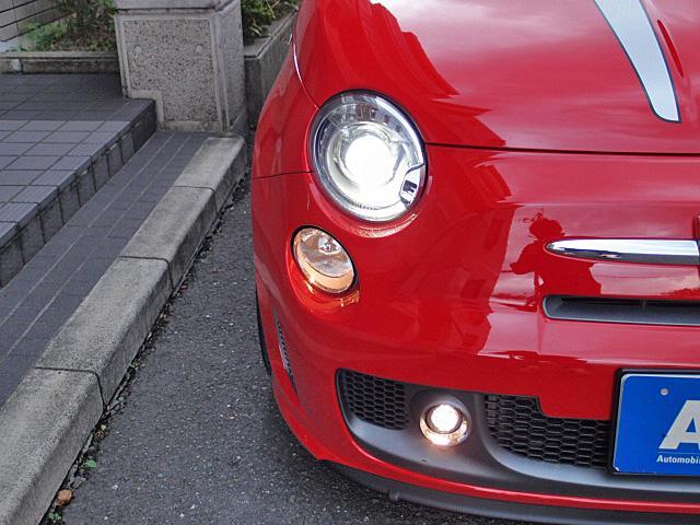 「アバルト」「 アバルト695 トリブートフェラーリ」「コンパクトカー」「京都府」の中古車8