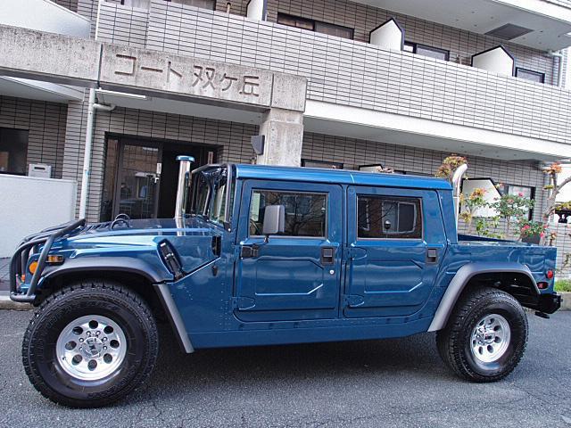 「ハマー」「ハマー H1」「SUV・クロカン」「京都府」の中古車5