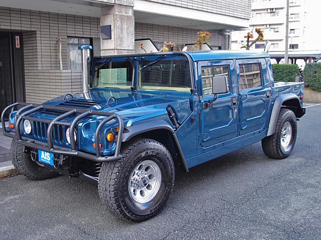 「ハマー」「ハマー H1」「SUV・クロカン」「京都府」の中古車6