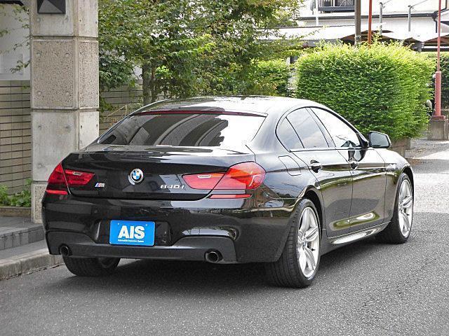 「BMW」「6シリーズ」「セダン」「京都府」の中古車2