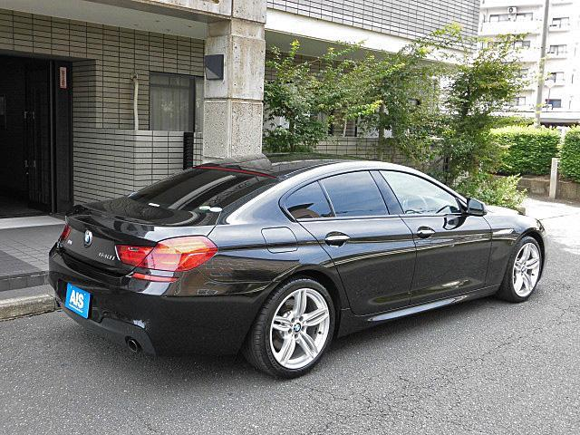 「BMW」「6シリーズ」「セダン」「京都府」の中古車7