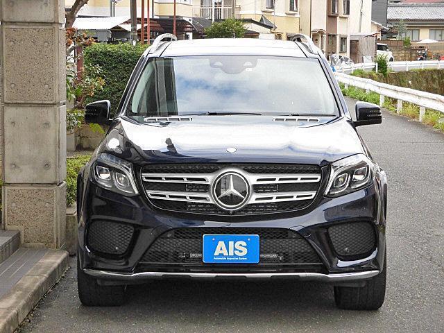 「メルセデスベンツ」「GLS」「SUV・クロカン」「京都府」の中古車3