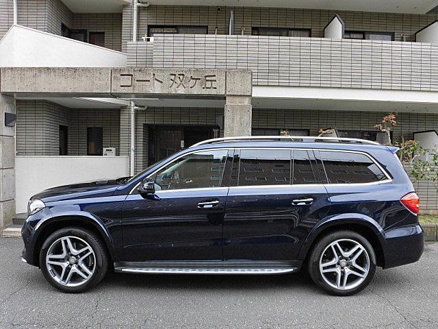 「メルセデスベンツ」「GLS」「SUV・クロカン」「京都府」の中古車5