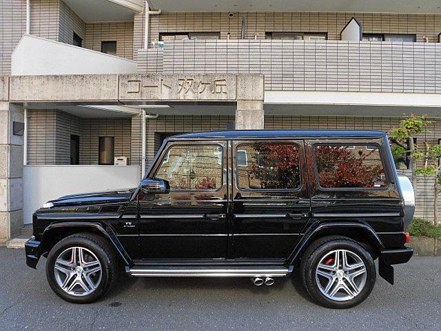 「メルセデスベンツ」「Gクラス」「SUV・クロカン」「京都府」の中古車5