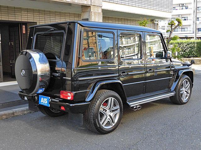 「メルセデスベンツ」「Gクラス」「SUV・クロカン」「京都府」の中古車7