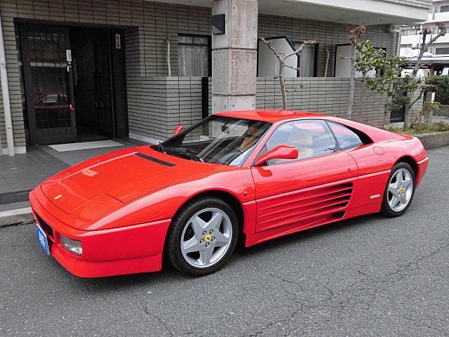 「フェラーリ」「フェラーリ 348」「クーペ」「京都府」の中古車6