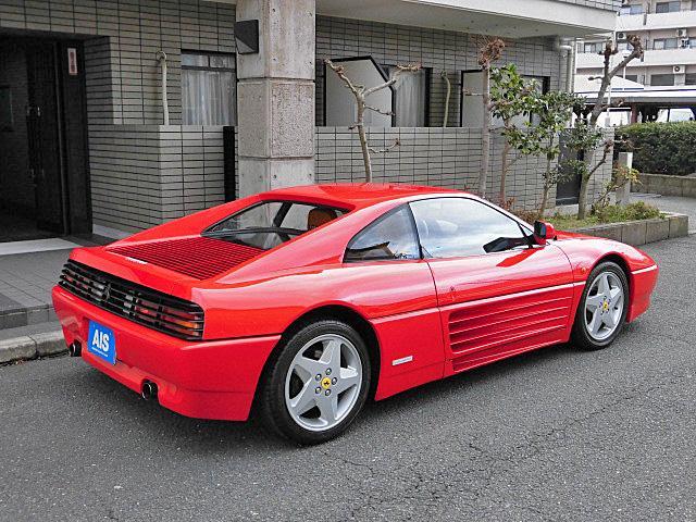 「フェラーリ」「フェラーリ 348」「クーペ」「京都府」の中古車7