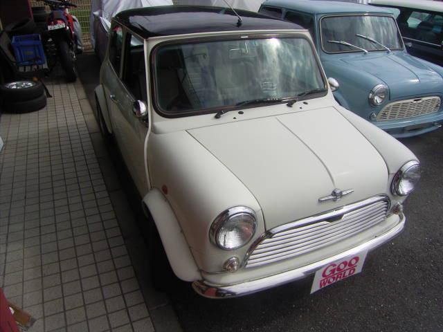 「ローバー」「ローバー MINI」「セダン」「奈良県」の中古車3
