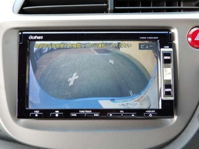 ホンダ フィット 13G・スマートセレクション メモリーナビETC リアカメラ