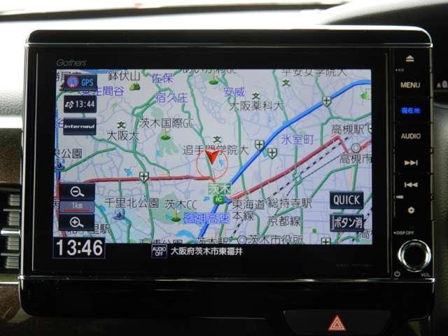 G・Lホンダセンシング デモカー ETC フルセグTV(3枚目)