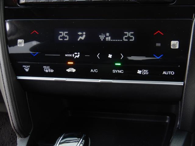 ハイブリッドZ ホンダセンシング デモカー ETC フルセグ(22枚目)