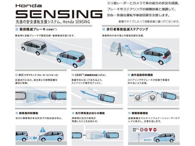 ハイブリッドZ ホンダセンシング デモカー ETC フルセグ(30枚目)