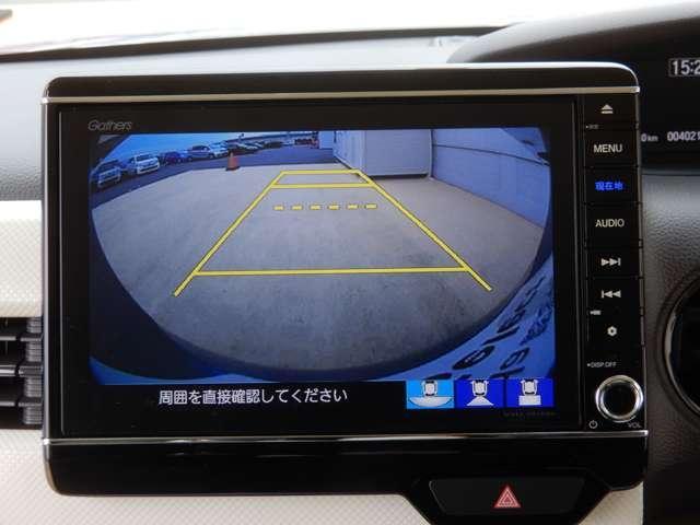 G・Lターボホンダセンシング デモカー フルセグ リアカメラ(17枚目)