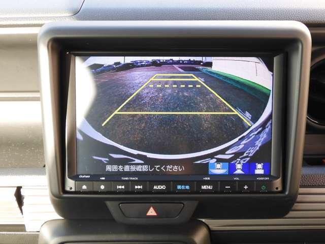 ファン・ホンダセンシング デモカー フルセグ リアカメラ 衝突被害軽減ブレーキ LED(17枚目)