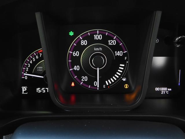 L・ターボホンダセンシング デモカー ETC フルセグ リアカメラ 衝突被害軽減ブレーキ 障害物センサー LED シートヒーター 純正15インチAW(22枚目)