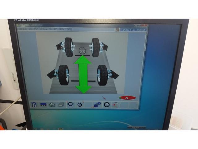G・ホンダセンシング メモリーナビ ETC フルセグ リアカメラ LED 両側電動スライドドア 衝突被害軽減ブレーキ(44枚目)